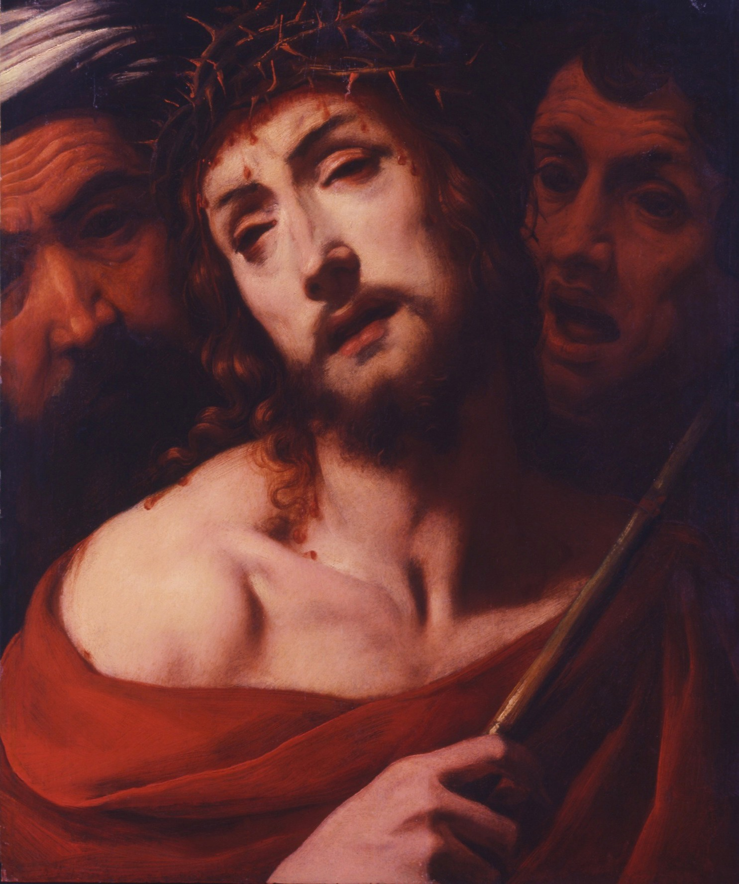 The Mocking of Christ, Daniele Crespi(c. 1597-1598 – Milan – 1630), 1621 – 1622