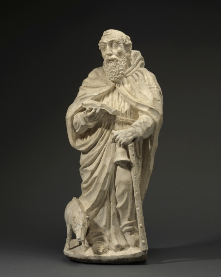 Saint Anthony, France, Normandy, late 15th century