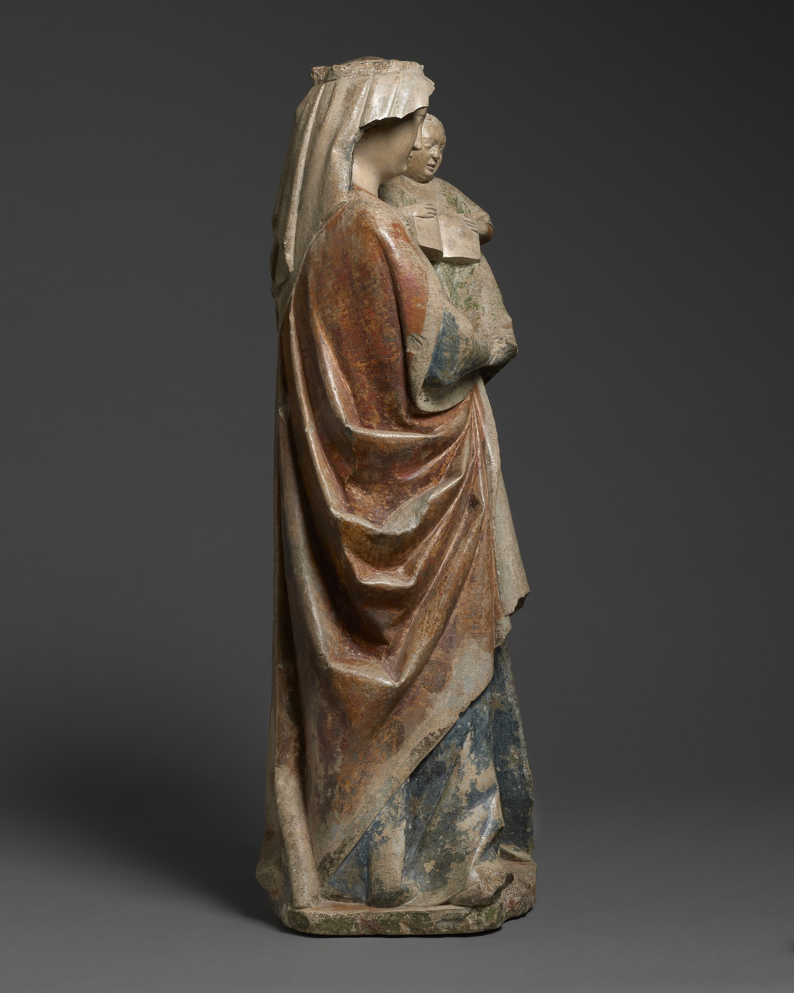 Virgin and Child, France, Lorraine, c. 1310