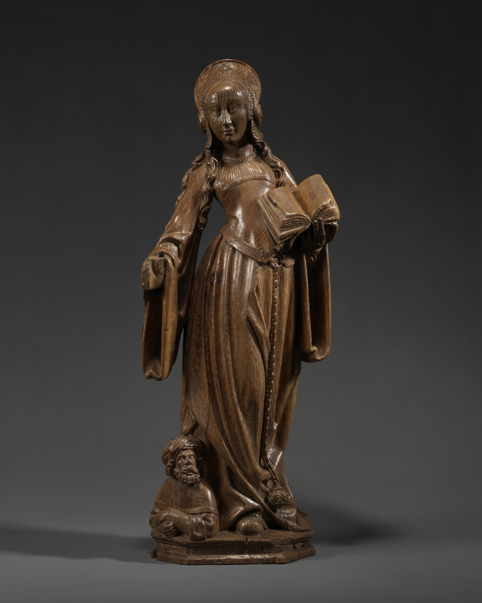 Saint Catherine, Brussels, c. 1510