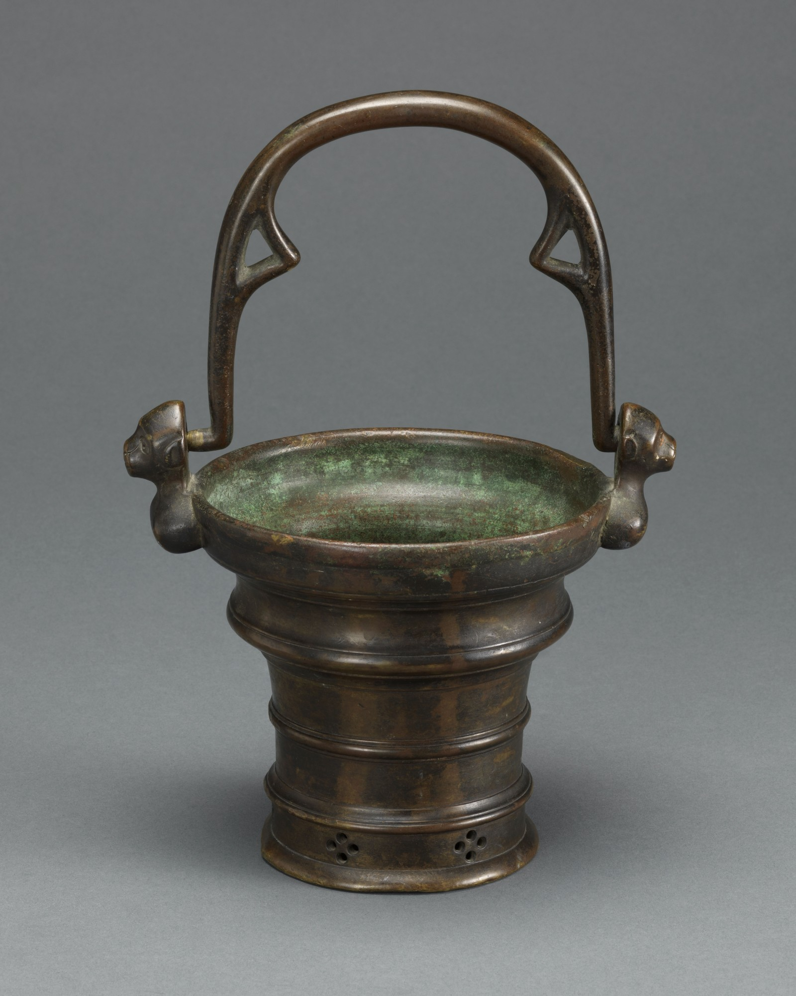 Holy Water Bucket, Flemish, 15th century