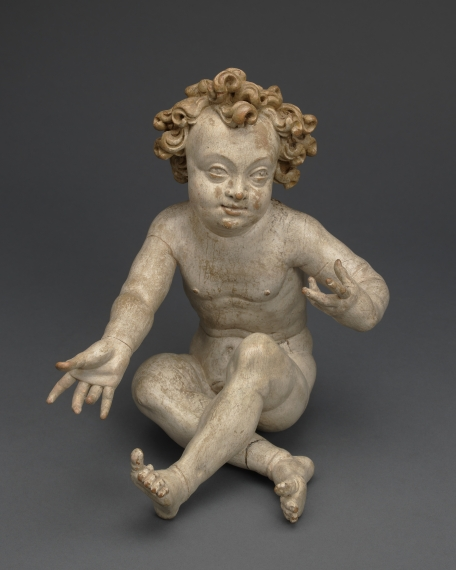 Christ Child, Martin Zürn, Germany, probably Lake Constance (Bodensee),c. 1630