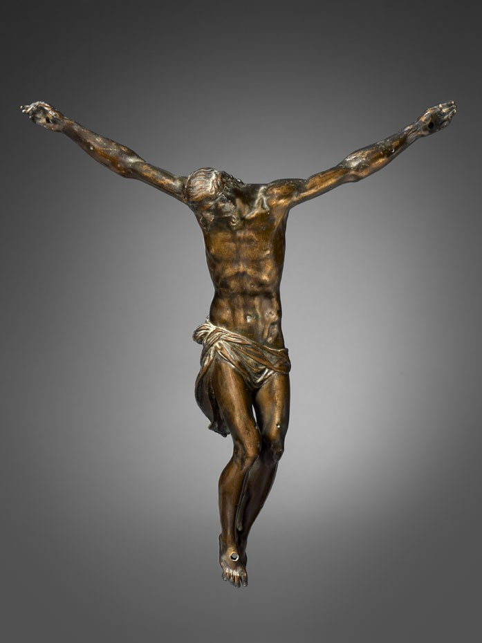 Cristo Morto, Cast from a model attributed to Guglielmo Della Porta(c. 1490-1500 – 1577), Ital