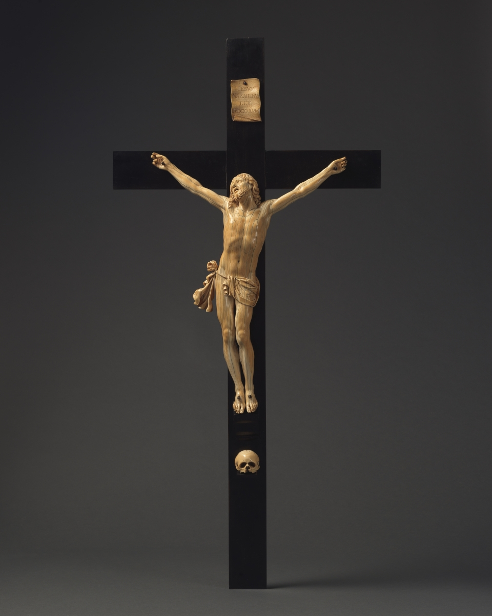 Cristo Vivo, Flemish, 17th century