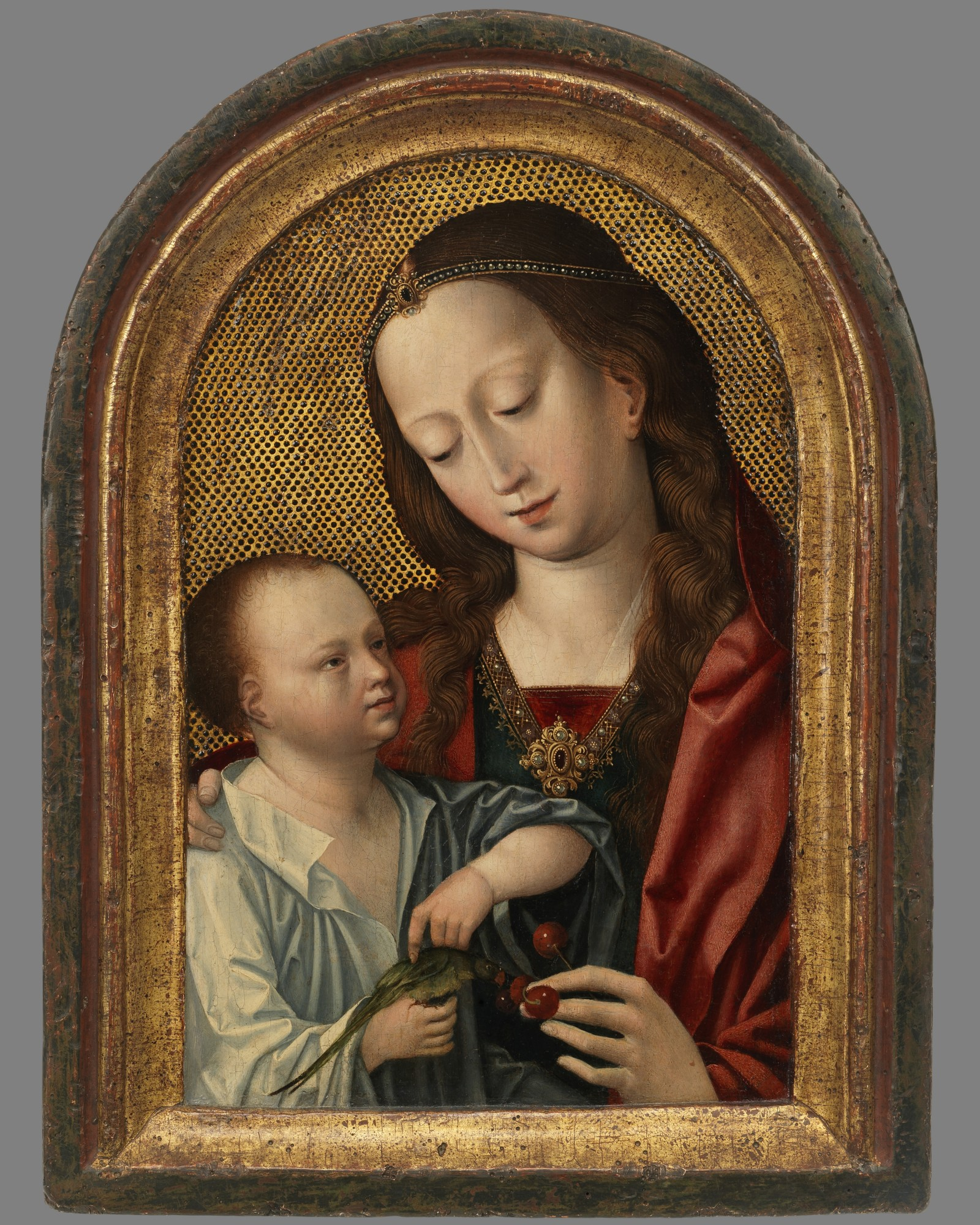 The Virgin and Child, The Master of the Magdalene Legend (active c. 1481 – c. 1513), c. 1500